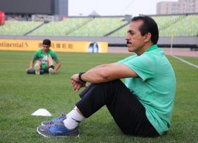 چمنیان: هدف تیم فوتبال نوجوانان ایران صعود به جام جهانی است