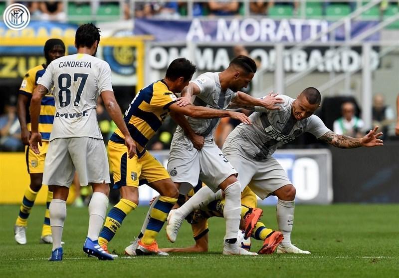 فوتبال دنیا، باخت غیرمنتظره اینتر در خانه مقابل تیم تازه وارد سری A